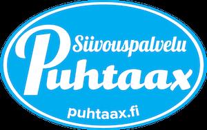 Siivouspalvelu Puhtaax Oy logo
