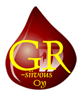 Gr-siivous Oy logo