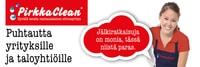 PirkkaClean Oy logo