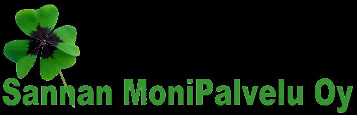 Sannan MoniPalvelu Oy logo