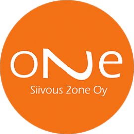 Siivous 2one Oy logo