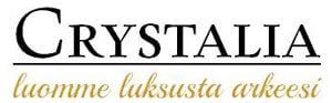 Siivouspalvelu Crystalia logo