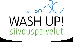 Wash Up logo