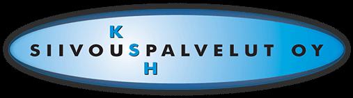 Ksh Siivouspalvelut Oy logo
