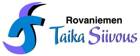 Rovaniemen Taikasiivous logo