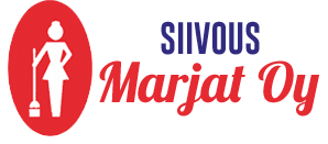 Siivous Marjat Oy logo
