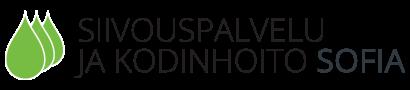 Siivouspalvelu ja Kodinhoito Sofia logo