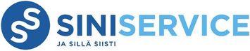 Siniservice Oy logo